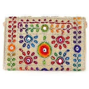 Bohemian Hippie Handmade Embellished Crossbody